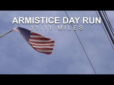 Armistice Day Run - 11.11 Miles
