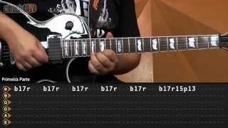 Farewell Ballad - Zakk Wylde (aula de guitarra)