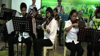 21 guns (violin orchestra)