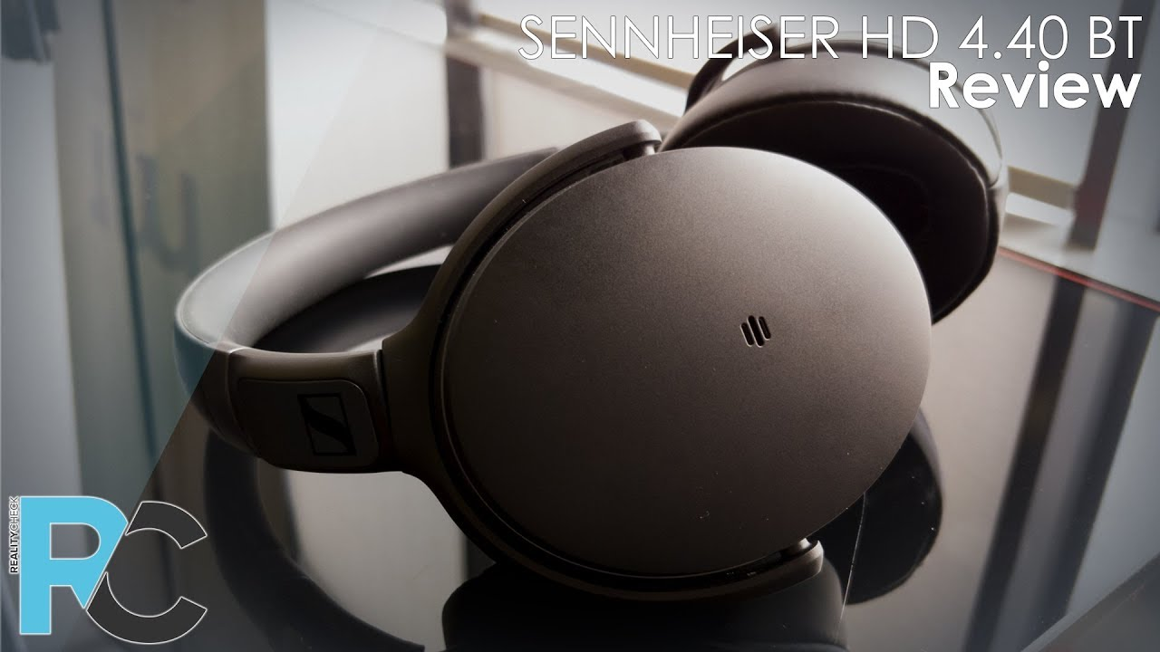 promo code 547f0 3cd58 No hands! - Sennheiser HD 4.40 Review