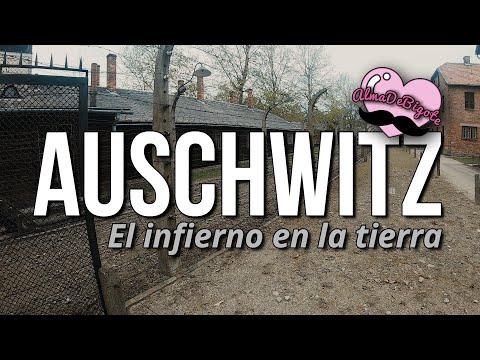 #auschwitz-un-infierno-real-(parte-1)-campo-de-concentración-i-almadebigote-#polonia