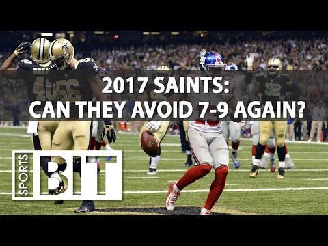 Deep Dive On 2017 New Orleans Saints | Sports BIT | NFL Picks