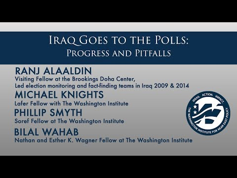 Iraq Goes to the Polls: Progress and Pitfalls