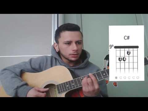 COMO TOCAR #7 - Ari Acústico - Quem Me Dera Eu Te Encontrar (Vídeo Aula + Cifra)