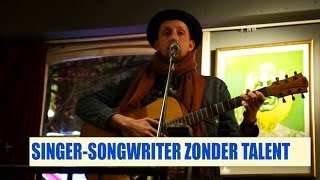 Streetlab - Singer-songwriter zonder muzikaal talent