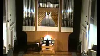"""T.Orlova (organ).Komponist unbekannt """"Es ist das Heil uns kommen her"""""""