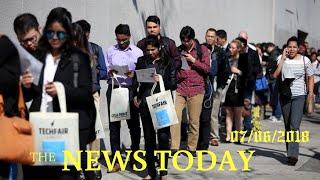 U.S. Job Growth Underscores Economy