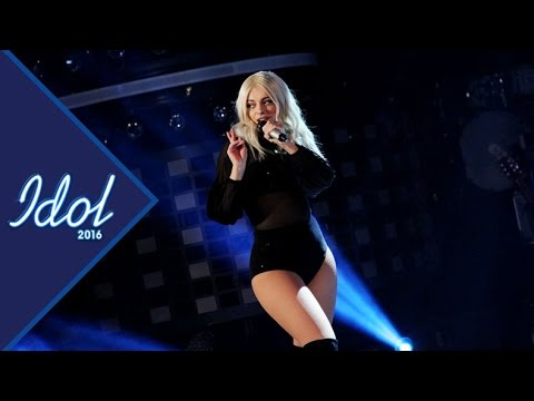 Bebe Rexha - I Got You (Live) - Idol Sverige in Swedish Idol (TV4)