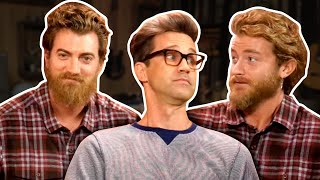 Rhett Finally Meets His Lookalike