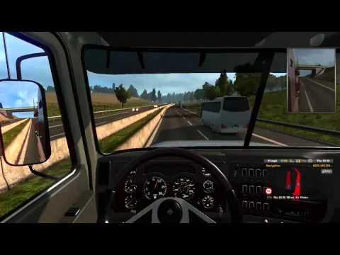 Euro Truck Simulator 2 | Channel Discussion | 720p