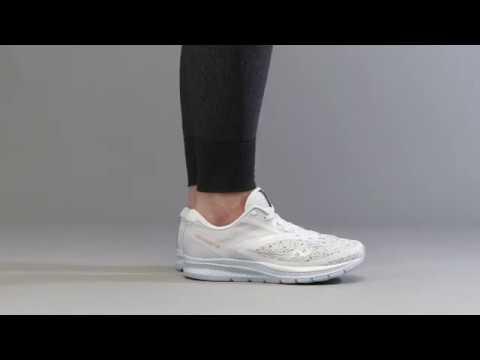 Sneakers Saucony Kinvara 9 white blue woman