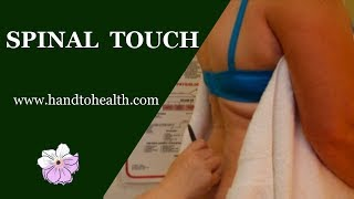 Spinal Touch With Teresa Graham Holistic Health Practitioner