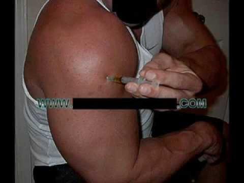 Как калоть стероиды ансомон или джинтропин