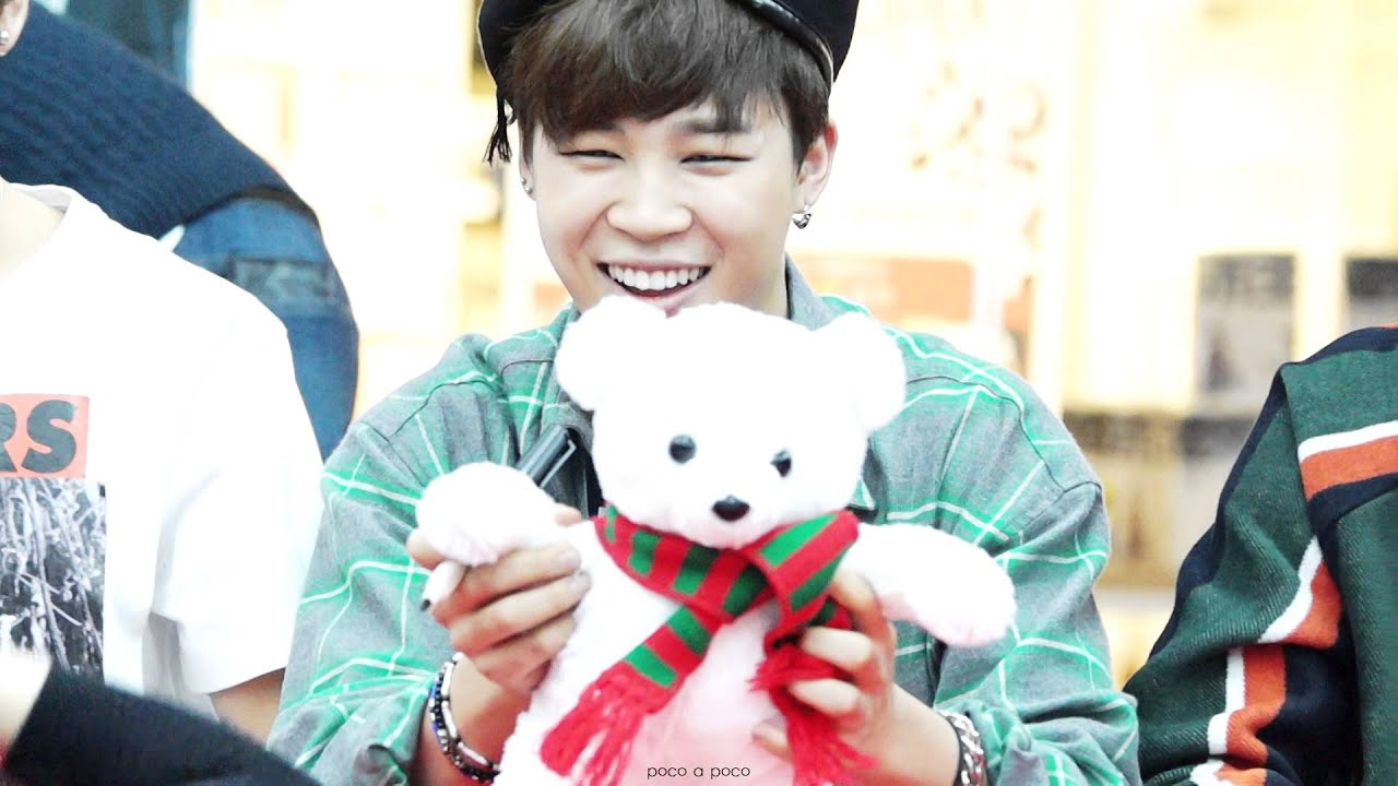 Hd Wallpaper Of Cute Teddy Bear 141125 지민 Jimin Dancing Bear Youtube