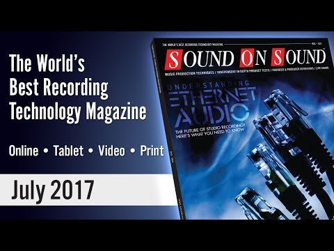 SOS July 2017 Issue Preview