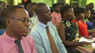 Launch of Economic Club of Ghana