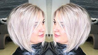 коррекция мелирования. Рецепт окрашивания волос в холодный блонд