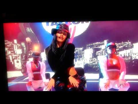 Teyana Taylor Performing On 106&Park