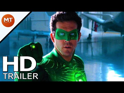 Green Lantern 2 – Movie Trailer 2018 HD [FAN-MADE]