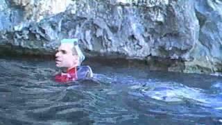En La Cueva del Pirata - Acantilados de Cala Varques - Mallorca