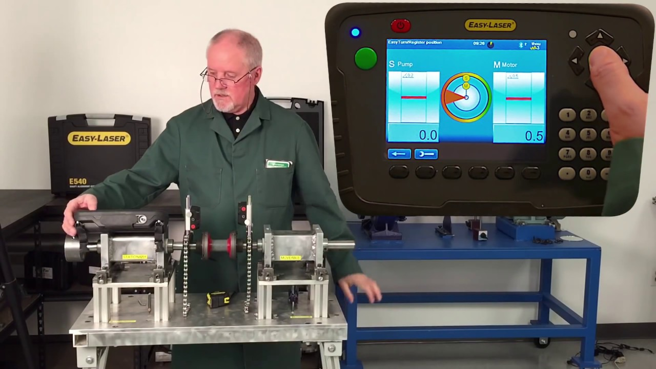 Buy easy-laser shaft alignment systems from vibes corp.