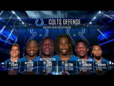 2015 - Jets @ Colts Week 2 MNF
