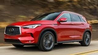 NEW -- 2019 Infiniti QX50 First Look