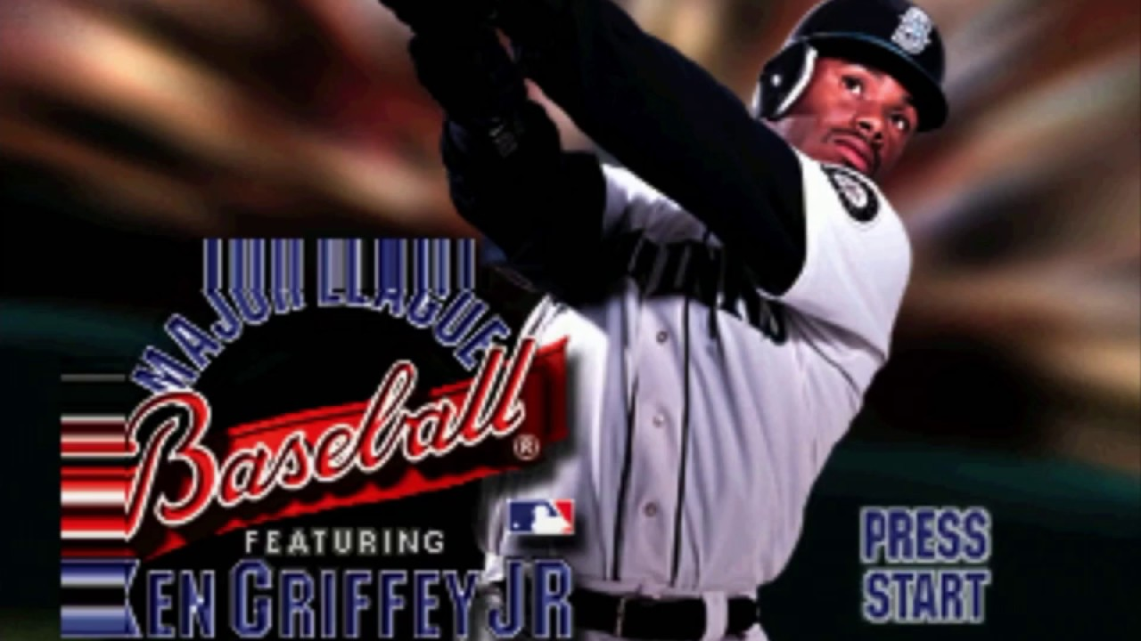 5c52f4900f All Nintendo Music - Major League Baseball featuring Ken Griffey Jr.  Complete Soundtrack