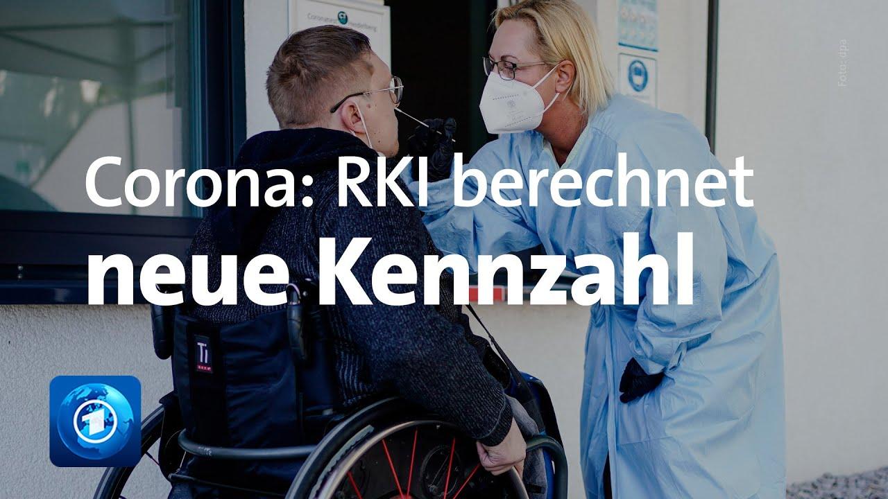 """Download Corona: """"Hospitalisierungsrate"""" soll die Sieben-Tage-Inzidenz ergänzen"""