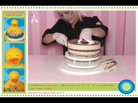 3d Cake Decorating Download : Cake Decorating Tutorial: How to make a 3D baby cake with ...