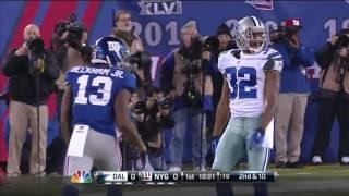 2014 Cowboys @ Giants 1st Half