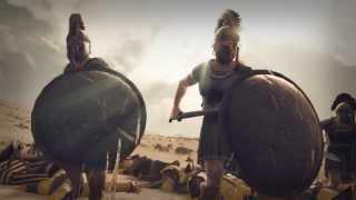 ROME 2 TW : Myrmidon Legendary Unit mod (old version)