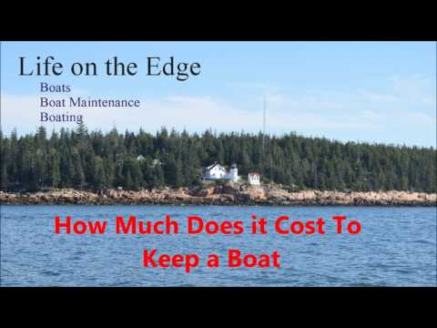 How Much Does It Cost to own a Boat