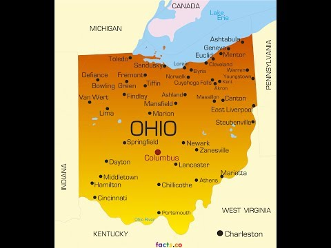 Штат Огайо - Оружейные Законы Вкратце