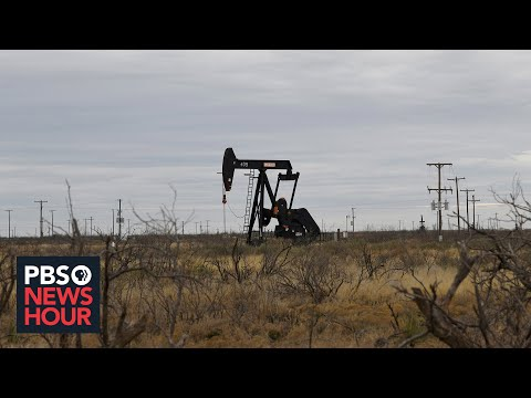 Troubled global oil market tanks amid pandemic's drop in demand