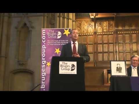 Nigel Farage MP