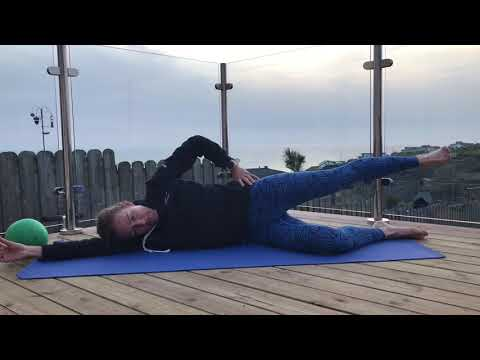 Pilates with a view (part 2)