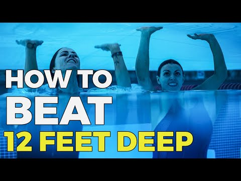 """How To Beat """"TRAPPED SISTERS"""" In 12 Feet Deep"""