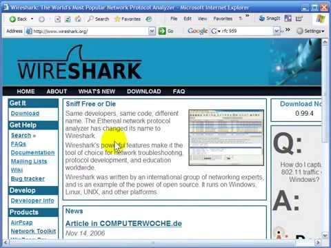Wireshark   part 2 lesson 11 File Transfer Protocol ftp KJlAtYuuh9o