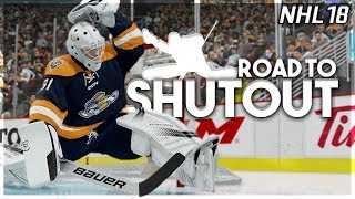 NHL 18 ROAD TO SHUTOUT 2 MCDAVID DISCARD EDITION