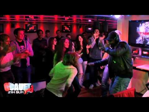 Flo Rida en  chez Cauet sur NRJ - CCauet sur NRJ