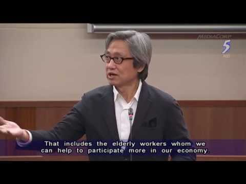 MPs Cedric Foo and Chen Show Mao clash over immigration - 30May2014
