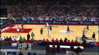 Nigeria Vs. Dominican Republic / 2012 FIBA Olympic Qualifying Tournament: Third-Place