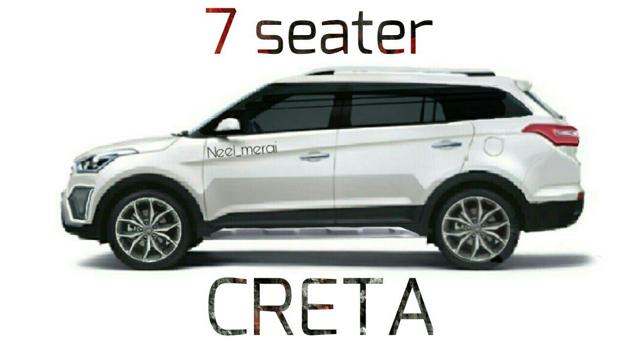 7 Seater Creta Youtube