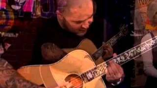 Aaron Lewis of Staind   Zoe Jane acoustic