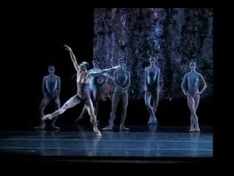 """Boston Ballet in Helen Pickett's """"Eventide"""""""