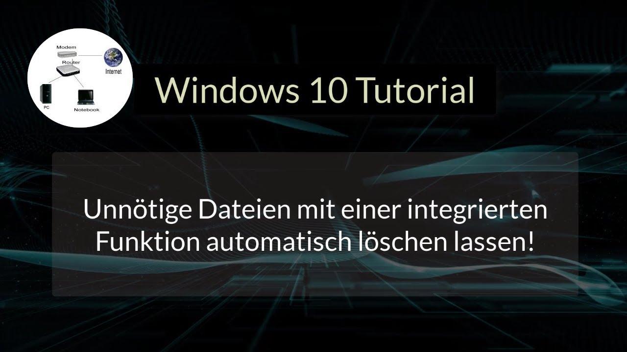 Windows 10 Unnötige Apps Löschen