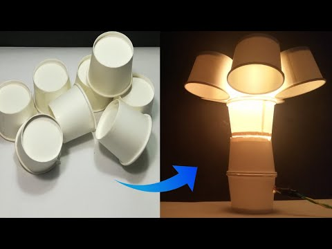 Best Reuse Idea   Wasted Paper Cups Crafts   Cool Idea You Should Know