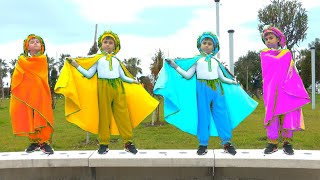 Color Song with Little Prince By Guka Family Show