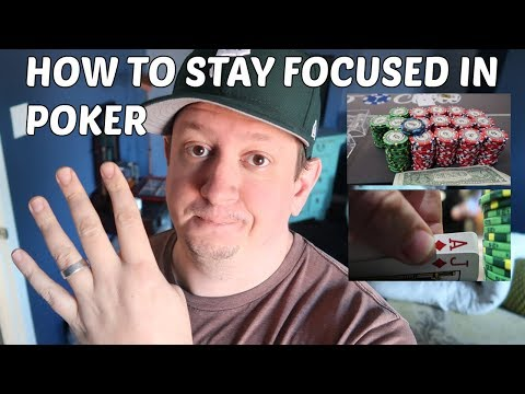 4 Things Every Poker Player Should Be Doing - Poker Vlog #10